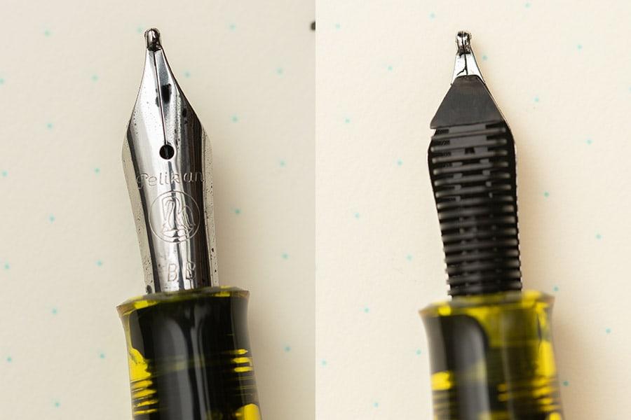 M205 DUOのペン先