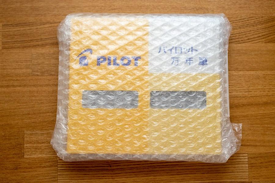パイロットの箱?
